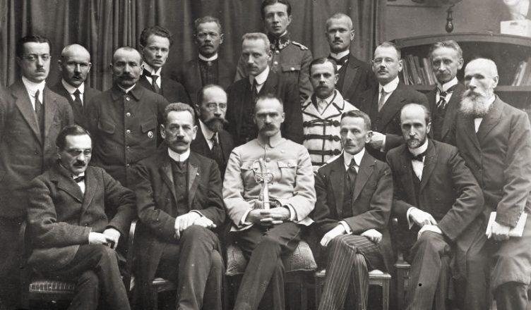 Rząd Moraczewskiego 1918